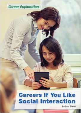 Cover: Careers If You Like Social Interaction