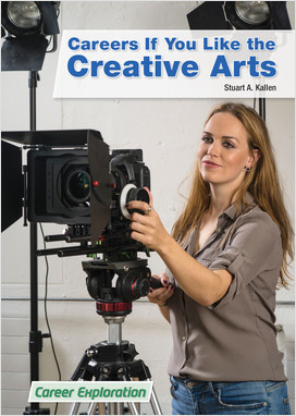 Cover: Careers If You Like the Creative Arts