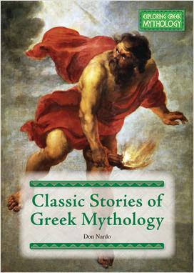 Cover: Exploring Greek Mythology