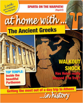 Cover: The Ancient Greeks