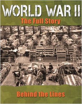 Cover: World War II: The Full Story