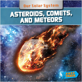 Cover: Fast Track: Our Solar System