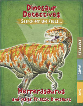 Cover: Herrerasaurus and Other Triassic Dinosaurs