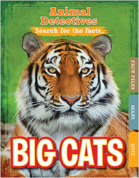 Cover: Animal Detectives: Big Cats