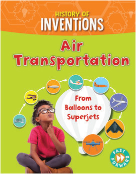 Cover: History of Inventions