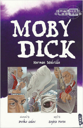Cover: Moby Dick