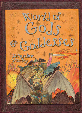 Cover: World of Gods & Goddessess