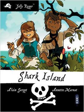 Cover: Shark Island