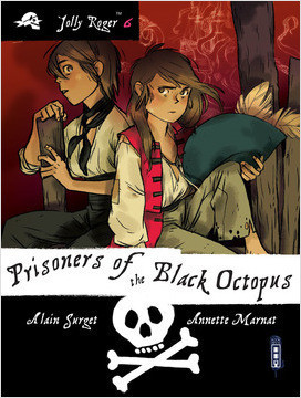 Cover: Prisoners of the Black Octopus