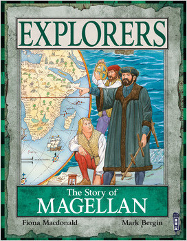 Cover: The Story of Magellan