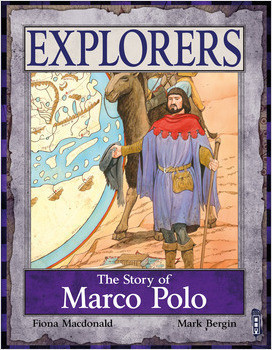 Cover: The Story of Marco Polo