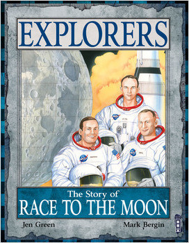 Cover: The Story of the Race to the Moon