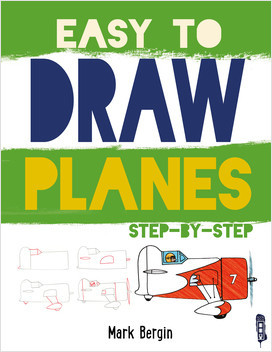 Cover: Easy to Draw: Planes