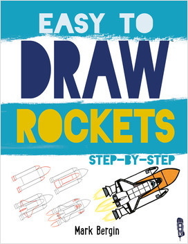 Cover: Easy to Draw: Rockets