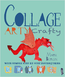 Cover: Arty Crafty: Collage