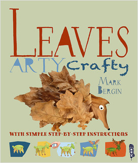 Cover: Arty Crafty: Leaves