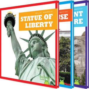 Cover: Hello, America!