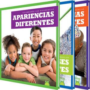 Cover: Celebrando las diferencias (Celebrating Differences)
