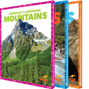 Cover: Legendary Landforms