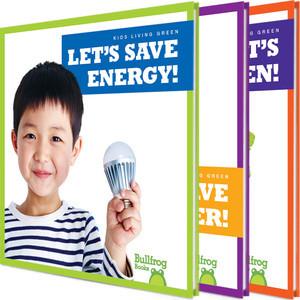 Cover: Kids Living Green