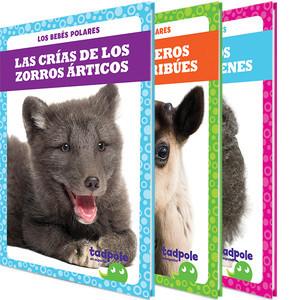 Cover: Los bebés polares (Polar Babies)
