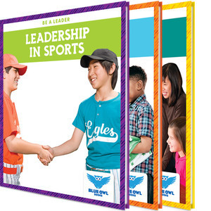 Cover: Be a Leader