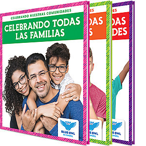 Cover: Celebrando nuestras comunidades (Celebrating Our Communities)