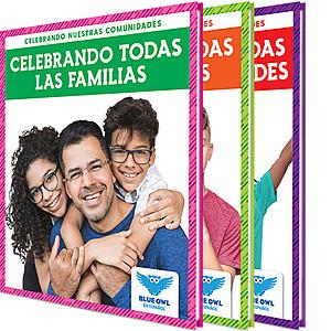 Cover: Celebrando nuestras comunidades (Celebrating Our Communities)