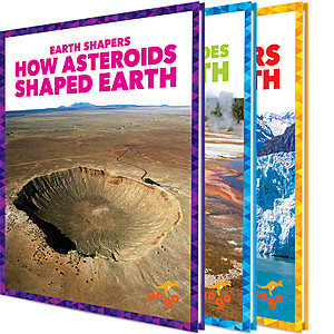 Cover: Earth Shapers