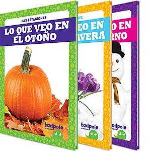 Cover: Las estaciones (Seasons)