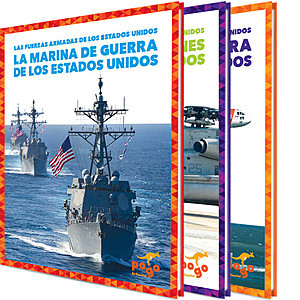 Cover: Las Fuerzas Armadas de los Estados Unidos (U.S. Armed Forces)