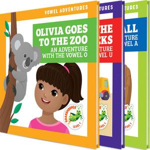 Cover: Vowel Adventures