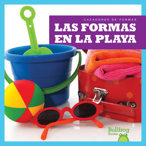 Cover: Las formas en la playa (Shapes by the Sea)