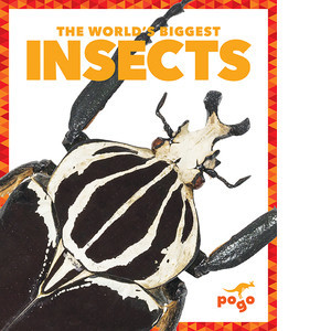 Cover: The World's Biggest Insects