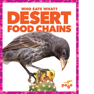 Cover: Desert Food Chains