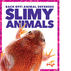 Cover: Slimy Animals
