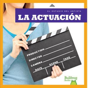 Cover: La actuación (Acting)
