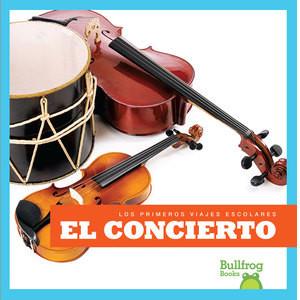 Cover: El concierto (Concert)
