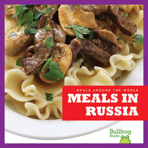 Cover: Meals in Russia