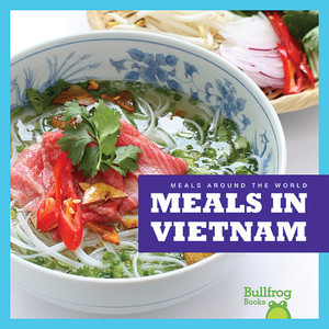 Cover: Meals in Vietnam