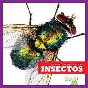 Cover: Insectos (Insects)
