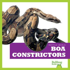 Cover: Boa Constrictors