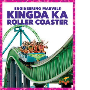 Cover: Kingda Ka Roller Coaster