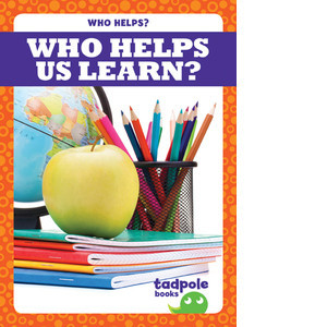Cover: Who Helps Us Learn?