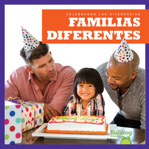 Cover: Familias diferentes (Different Families)