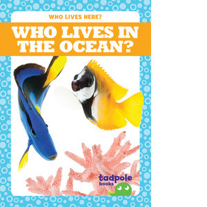 Cover: Who Lives in the Ocean?