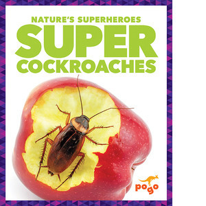 Cover: Super Cockroaches