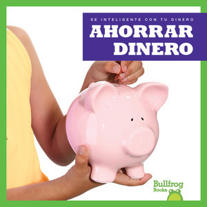 Cover: Ahorrar dinero (Saving Money)