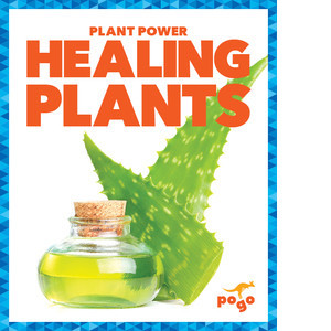 Cover: Healing Plants
