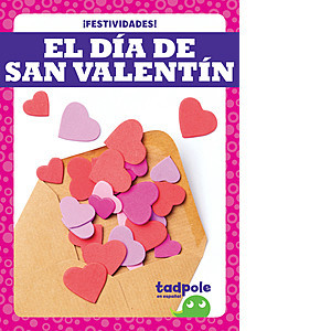 Cover: El Día de San Valentín (Valentine's Day)